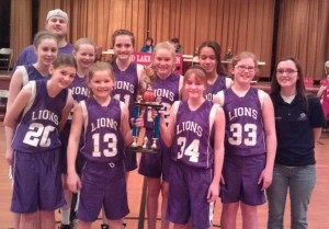 JH Girls BBall 2012-2013
